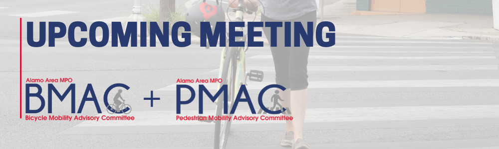 Upcoming Meeting - Bicycle Mobility Advisory Committee