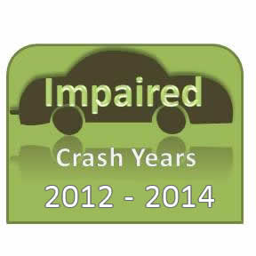 Impaired Driving Crash Overview icon